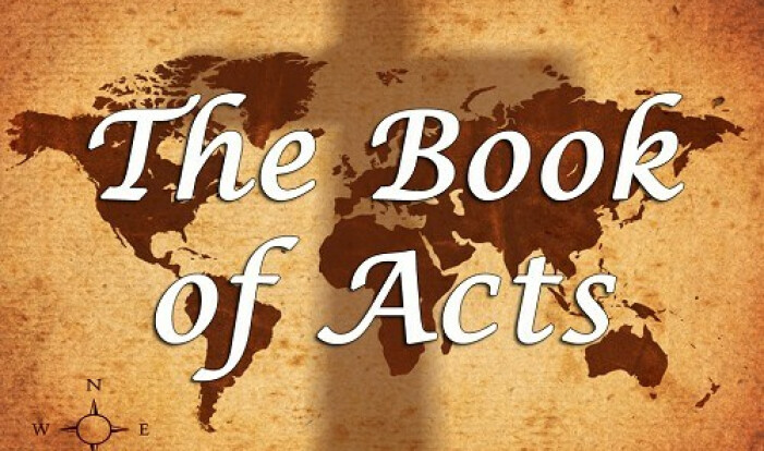 Acts Messages