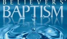 Baptismal Service and Potluck Dinner - Jul 28 2019 6:00 PM