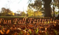 Fall Fun Ministry