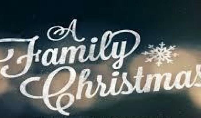 Family Christmas Celebration - Dec 20 2015 6:00 PM