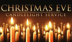 Christmas Eve Candlelight Service - Dec 24 2017 6:00 PM
