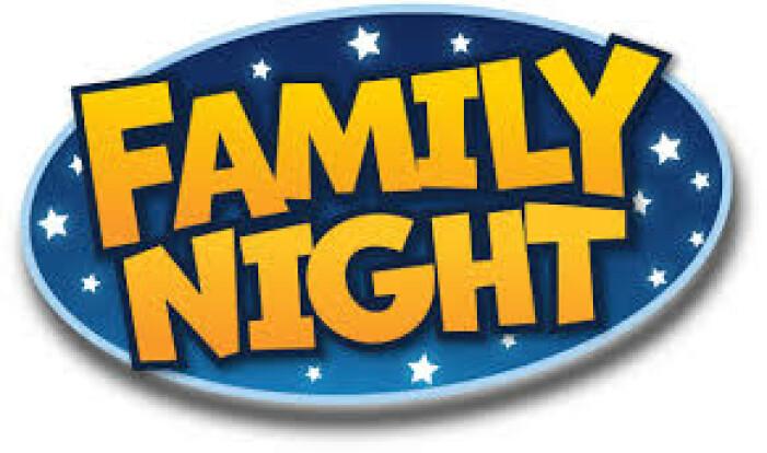 Family Night - Sundays 6:00 PM
