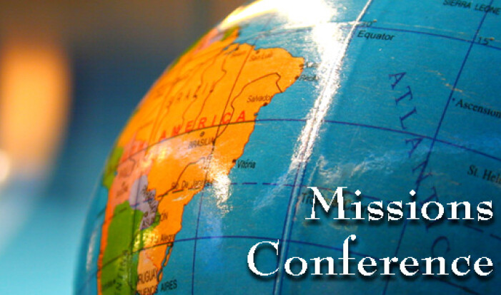 Missions Conference with Kazu & Amy Kato - Mar 26 2017 9:00 AM