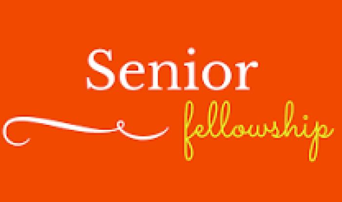 Senior Fellowship - Dec 14 2016 10:30 AM