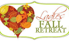 Ladies' Retreat  at  Carson Simpson Farm - Sep 29 2017