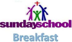 Sunday School Breakfast - Jan 14 2018 9:00 AM