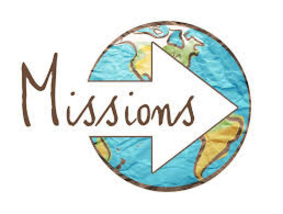Fall Missions Sunday