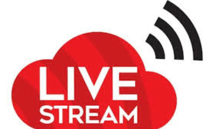 Live-Stream Our Worship Service